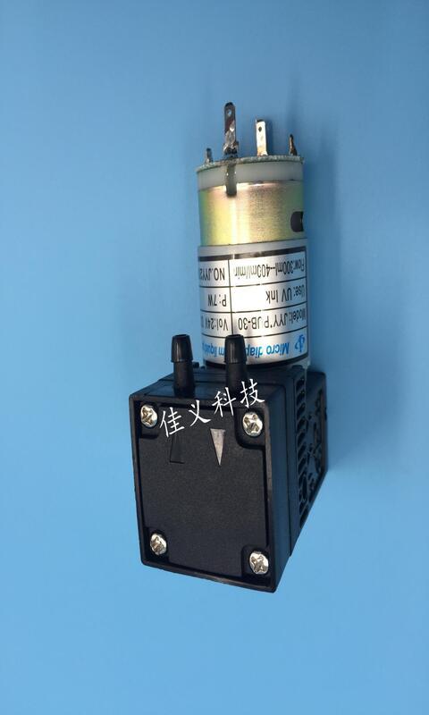 吉星JYYUV大墨泵UV平板機專用隔膜泵帶板液泵大泵噴碼機抽墨泵吸墨泵