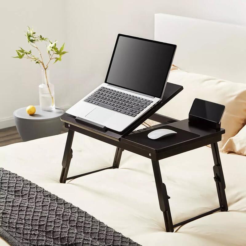 【巷南】小米有品橙舍多功能折疊電腦桌宿舍學生書桌懶人升降筆記本床上桌