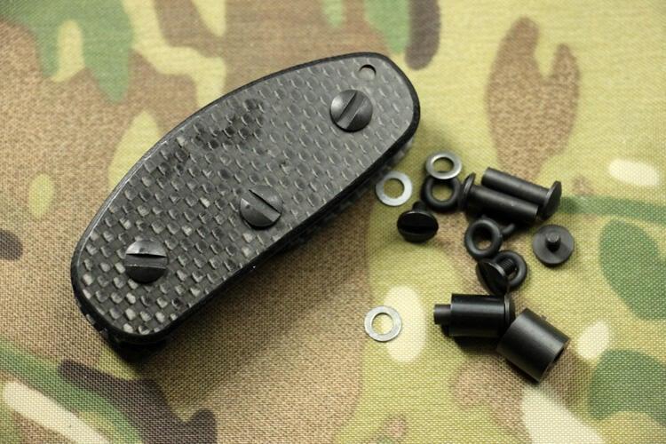 【湊夠500下單】7GEAR鑰匙扣鑰匙夾鑰匙收納器碳纖維材質 可裝5片鑰匙 單開版黑色