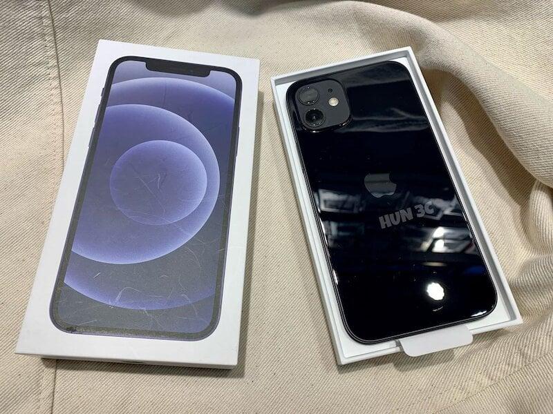 【獅子林3C】iPhone 12 128G 黑色