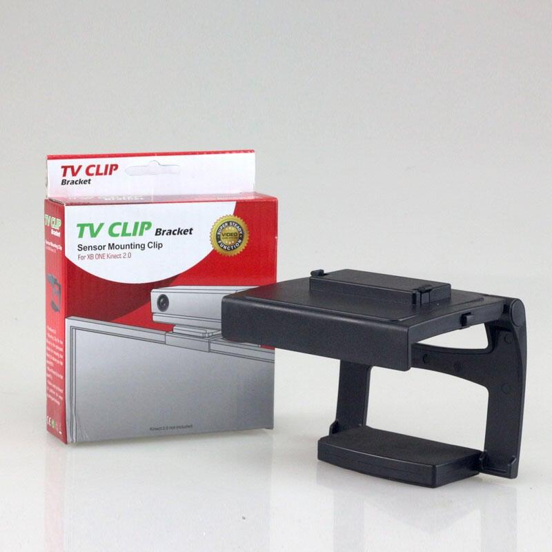 熱賣◆現貨xbox one體感支架TV電視支架kinect2攝像頭支架XBOXONE配件