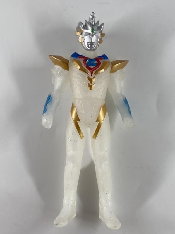 小光玩具 萬代 超人力霸王 Z 傑特 澤塔 戴塔崛爪型態 特殊色ver. 14公分軟膠 奧特曼 澤塔 鹹蛋超人