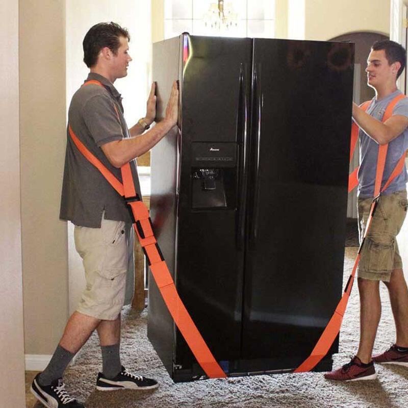 搬家神器搬运带绳子冰箱上下楼重物搬运神器耐磨搬家省力移动器
