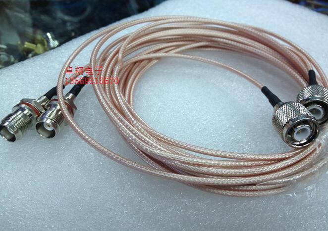 TNC公轉母延長線射頻同軸線TNC-JK