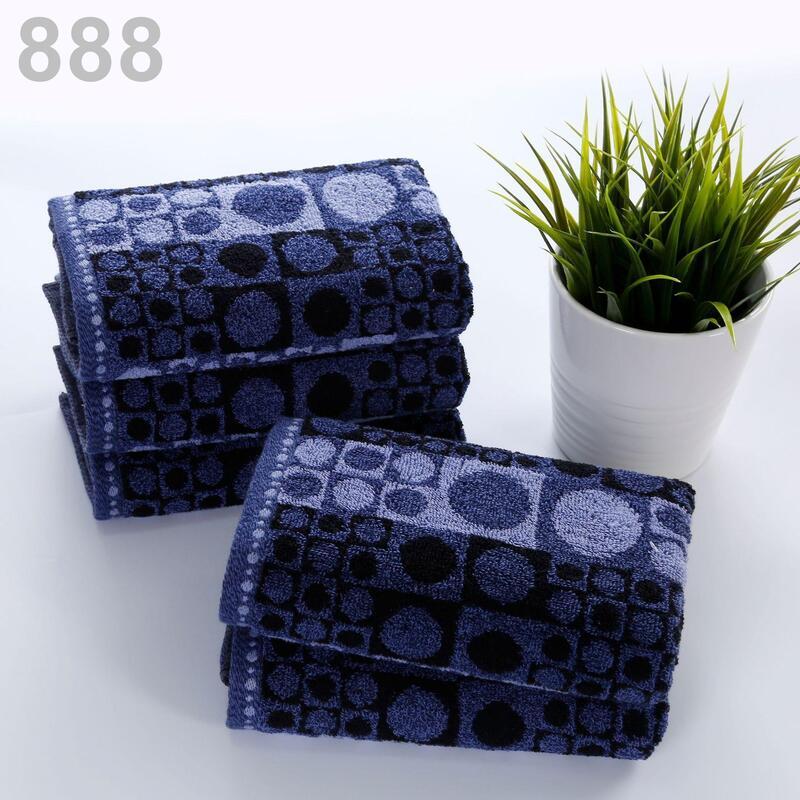 【購】金號毛巾提緞純棉面巾 超柔親膚毛巾兩件套禮盒 超市廠家批