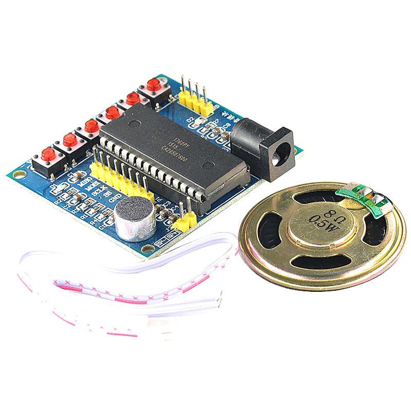 【緣來】ISD1700系列語音模塊錄音模塊 ISD1760模塊含芯片可帶喇叭