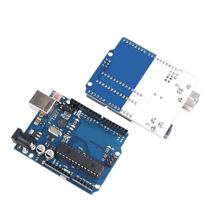 【緣來】UNO R3開發板ATmega328P單片機改進版D1 WiFi ESP8266兼容Arduin0