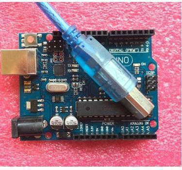 【緣來】UNO R3 單片機 開發板 ATMEGA328P ATMEGA16u2 帶數據線
