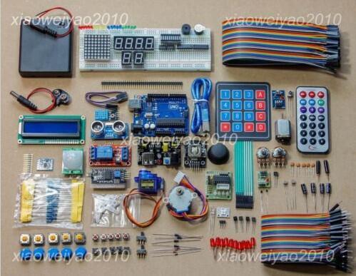 【緣來】UNO R3 Development Board with Sensor for Arduino Starte