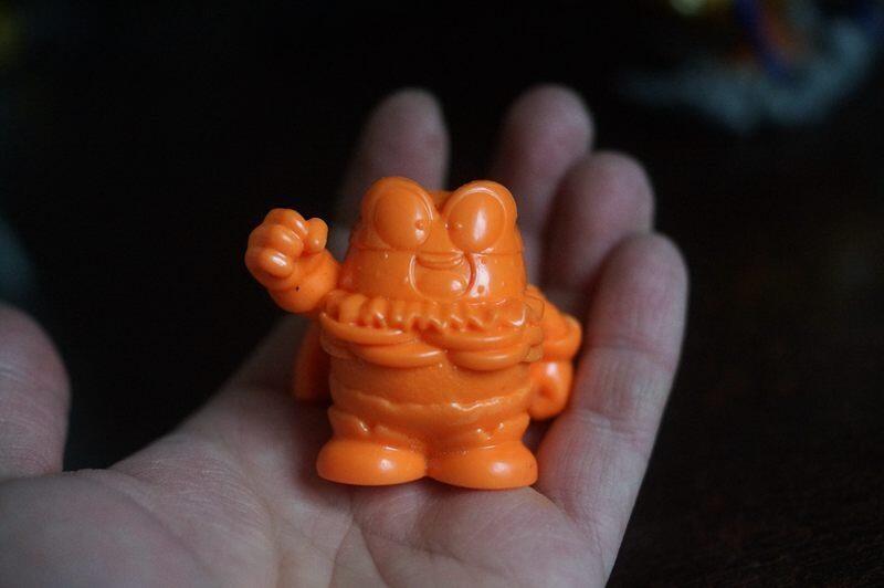 漢堡王潮流sofubi玩偶擺件手辦模型公仔景品玩具多款現貨