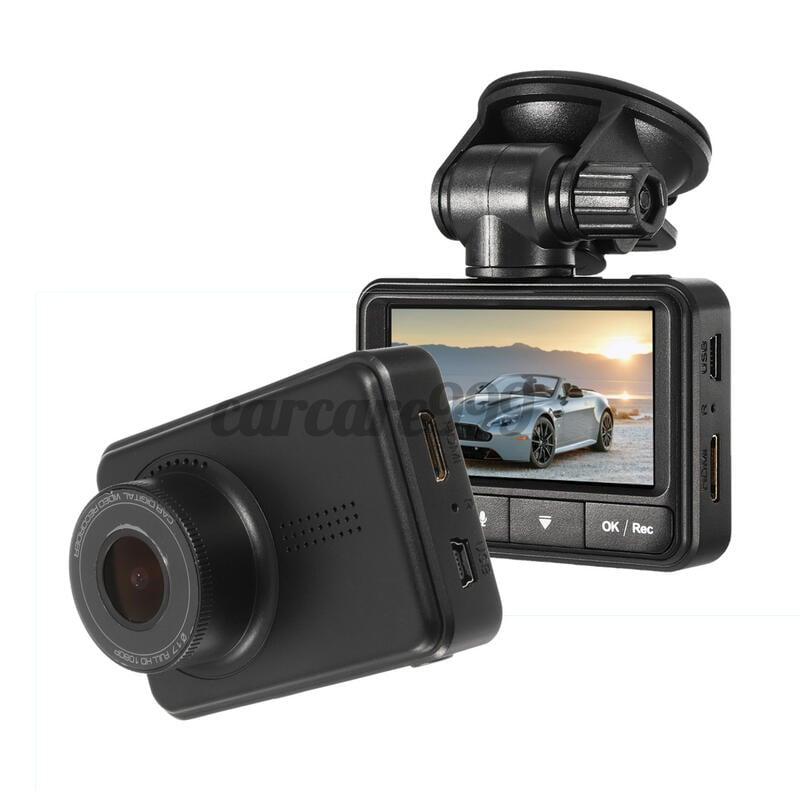 2.45寸汽車導航車載音視頻1080P高清行車記錄儀