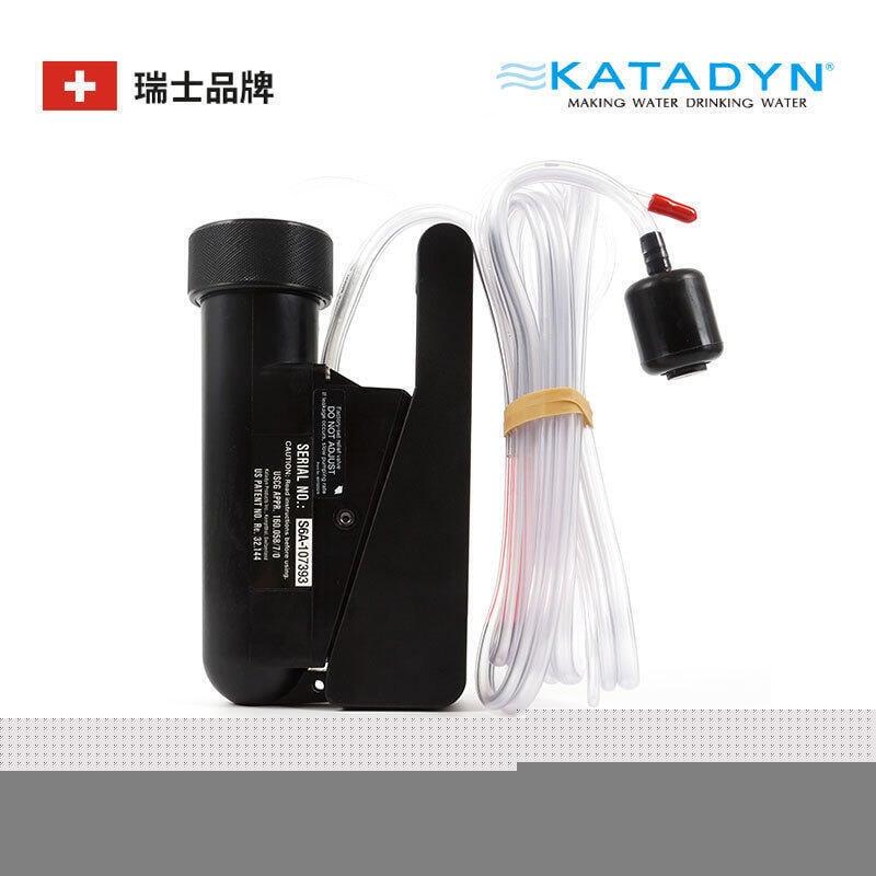 【HK現貨】瑞士KATADYN康迪手動型微型海水淡化器便攜式過濾水器8013418