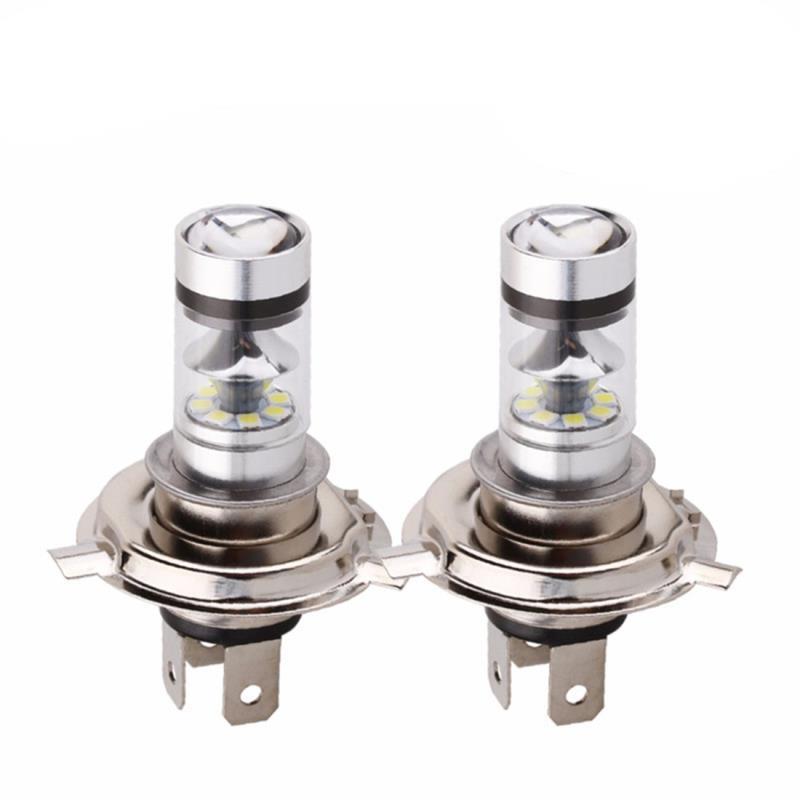 【現貨工廠直銷】[CLANZIS]汽車貨車 汽車大功率LED霧燈 夏普led H4 100W 20LED 防霧燈 遠近光