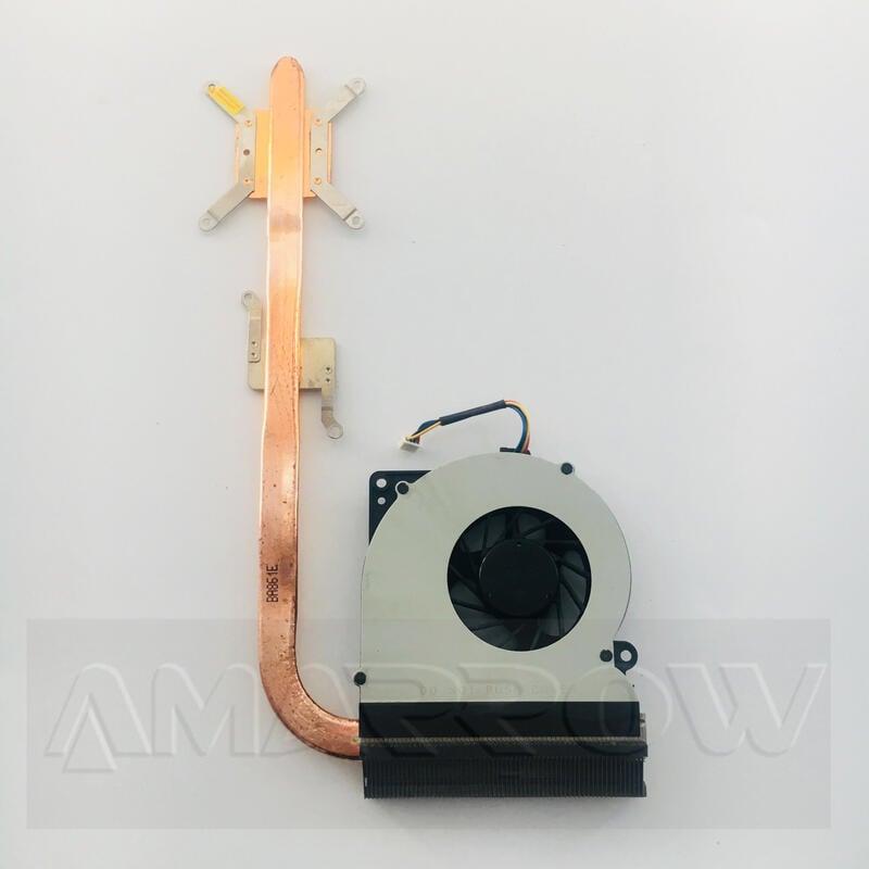 華碩/ASUS K52J 筆記本CPU風扇 散熱器