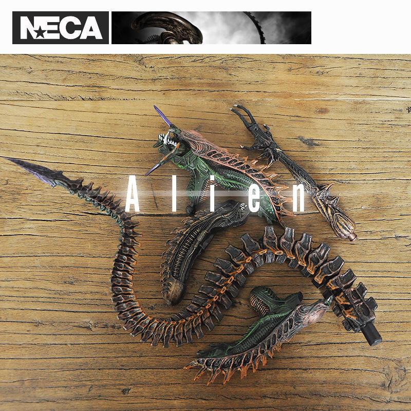 【金牌模型】NECA正版散貨 異形軀體散件配件戰損場景8寸兵人手辦正品模型G4