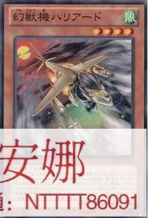 (滿300發貨)N 平卡 幻獸機 鷂式獅豹獸 805