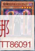 (滿300發貨)N 平卡 暗躍的德魯伊·智者 806
