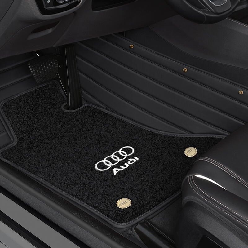 快速出貨 專用于奧迪Q2L腳墊全包圍奧迪q2l大包圍改裝內飾女式原廠汽車用品
