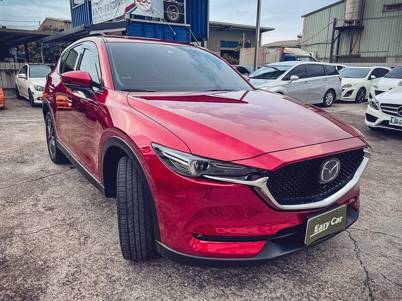 2018 Mazda CX-5 FB搜尋阿璁車庫 只賣認證車 車況透明 實車實價