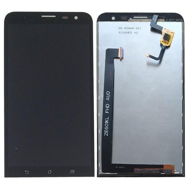 【亮哥手機零件店】華碩ZenFone 2激光ZE601KL Z011D液晶顯示屏觸摸屏總成