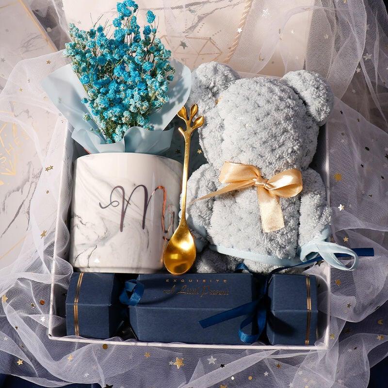 精品伴手禮女伴娘結婚高端伴郎實用閨蜜女生日畢業禮物回禮走心小禮品