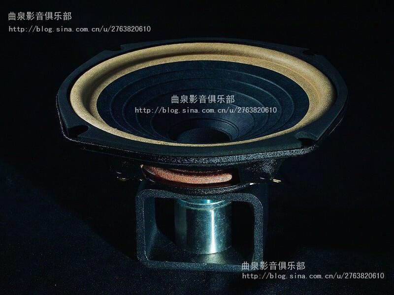 DIATONE P-610復刻曲泉P-610SL鈷磁版6.5寸全頻喇叭單元/揚聲器