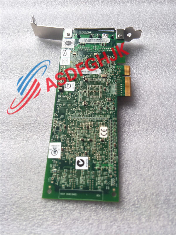 QLogic IX4010402-01 A QLE4060C iSCSI 1GB 銅質 PCI-E HBA