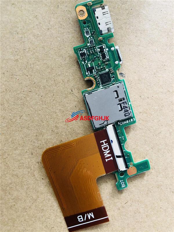 戴爾Venue 11pro 7130 7139 T07G充電小板USB接口高清接
