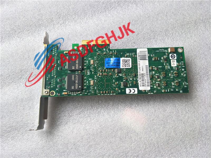 原裝Intel pro 1000pt 雙口PCI-E 千兆服務器網卡9402PT 82571