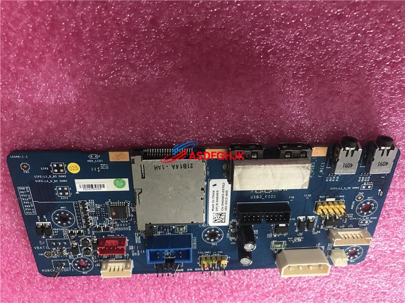 外星人戴爾Area 51 R2 USB音頻開關讀卡器IO 電路板0H6HK9