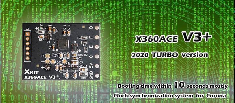 ◆特價◆XBOX 360 ACE V3+ XBOX360脈沖板SLIM改機IC芯片 ACE V3