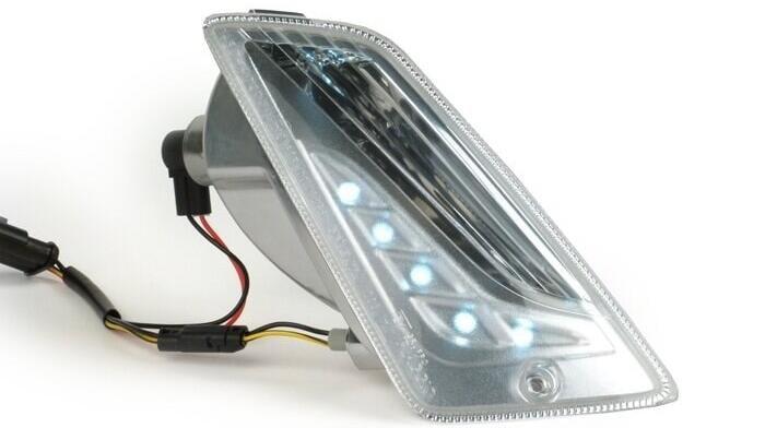 【熱賣】vespa 維斯帕gts gtv 250 300 2014款led 轉向燈方向燈新款