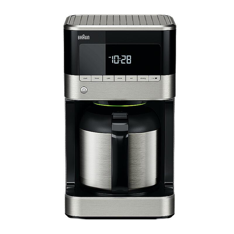 Braun/博朗KF7125美式咖啡機家用全自動辦公室滴濾式煮咖啡壺