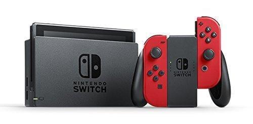 現貨任天堂NS switch主機 馬里奧 奧德賽 Mario限定同捆主機