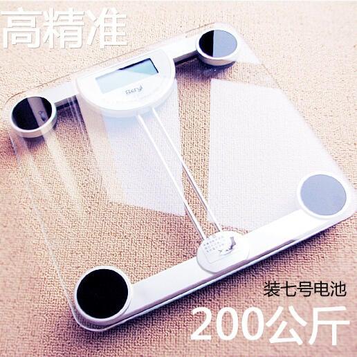 品質優發貨快+統編~高檔電子稱體重秤人體秤健康秤稱體重計精準大胖子稱重400斤