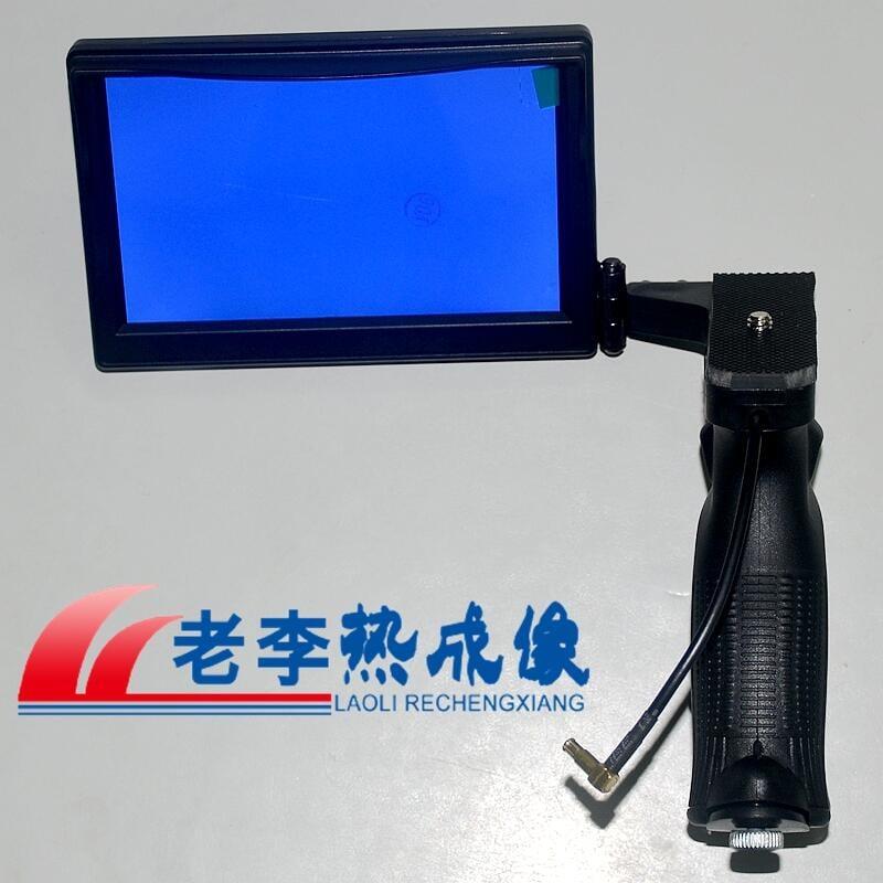 熱成像儀 高清折疊屏幕 高德紅外夜視儀 N400望遠鏡熱成像儀