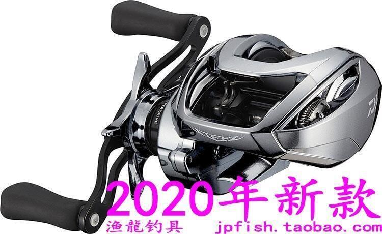 【全網最低】金銘Daiwa 達憶瓦 STEEZ LTD SV TW 1000L 1000H 競技遠投水滴輪 20款