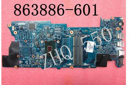 惠普/HP X360 HP 15-BK 主板863886-601 863886-501 14263-2 主
