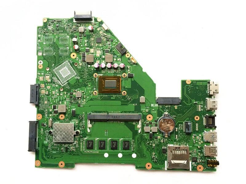 華碩X550CA X550CC I3-3217U CPU 4GB 內存主板筆記本主板