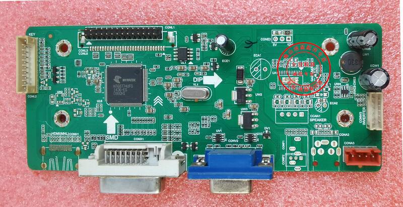 原装优派 VS15893主板 VX3201S驱动板 LM.NT774.C 屏RS320LEDMYAO 露天拍賣