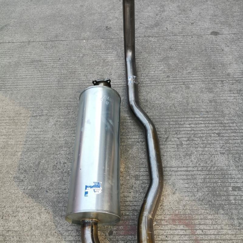 廣西玉柴4108發動機排氣彎管/消聲器 適配于南駿小康/瑞康/鴻運