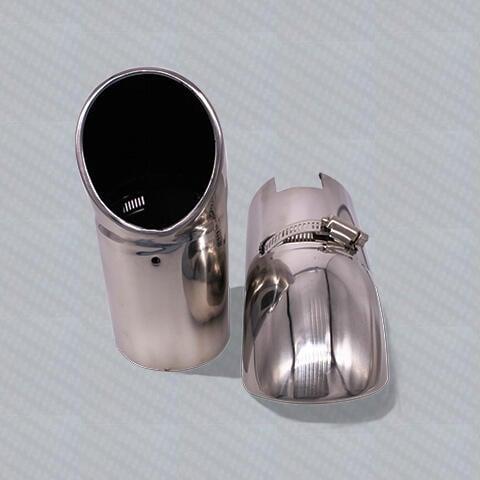 熱銷08至12款天籟不銹鋼專用改裝尾喉排氣管裝飾消聲器排氣罩