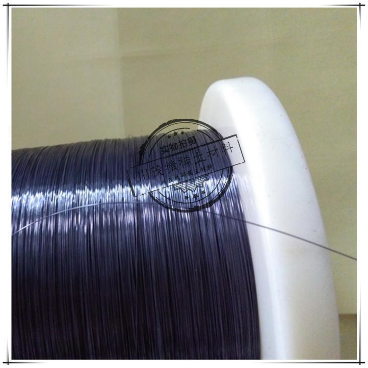 鎳鈦合金超彈記憶絲 溫控鎳鈦記憶合金線 耐溫醫用工業用細絲