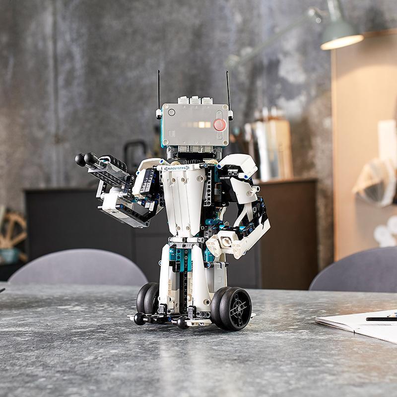 LEGO樂高® MINDSTORMS® 51515頭腦風暴機器人發明家積木 10月新品