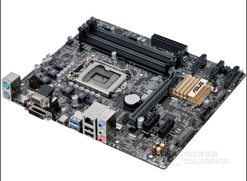 衝新Asus/華碩B150M-A 主板DDR4內存B150 1151帶HDMI支持6 7代
