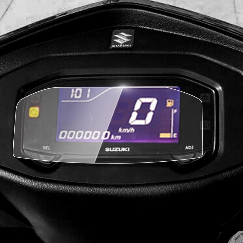 SUZUKI GSX R150 / S150 UY125  儀表保護貼 改裝 彩鈦 儀表板 儀表膜 儀表貼