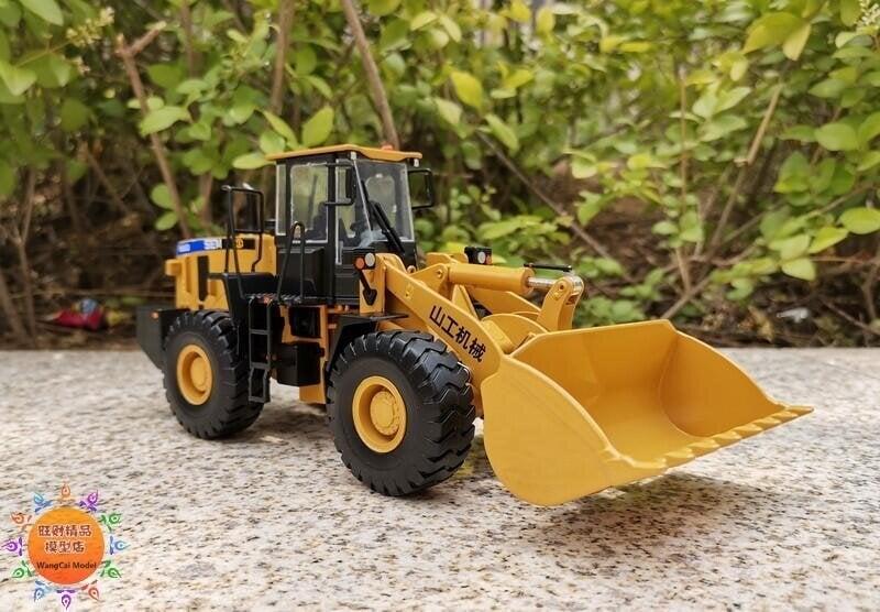 原廠 132 山工裝載機 SEM660D 卡特彼勒機械CAT合金工程車模型 高優美品