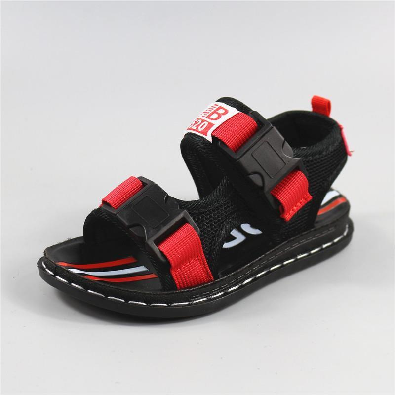 兒童涼鞋小中大童運動鞋清倉夏季男童沙灘鞋男孩休閑鞋軟防滑清倉