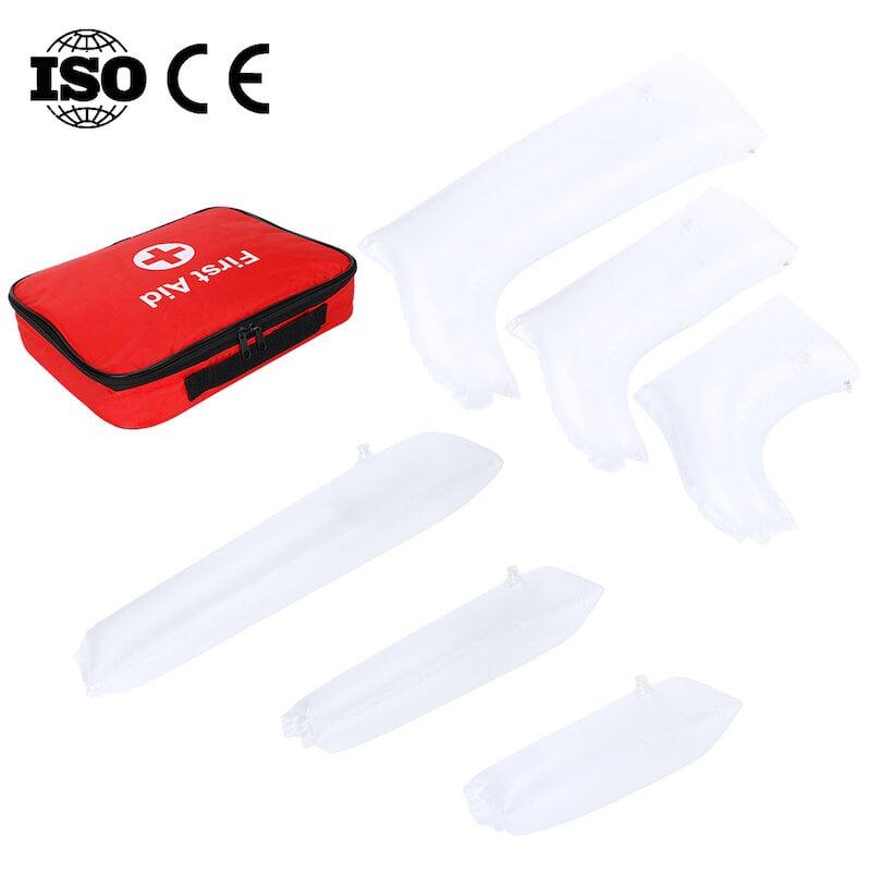 充氣夾板AIR SPLINT(急救固定,止血),充氣固定夾板,四肢固定