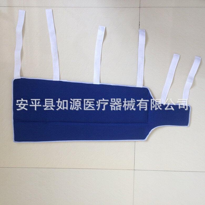 新下肢大夾板下肢夾板醫用骨折腿部固定夾板支具大腿固定夾板
